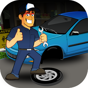 3D Car Repairing Workshop for PC-Windows 7,8,10 and Mac