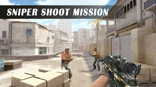 Sniper Shoot Mission apk screenshot