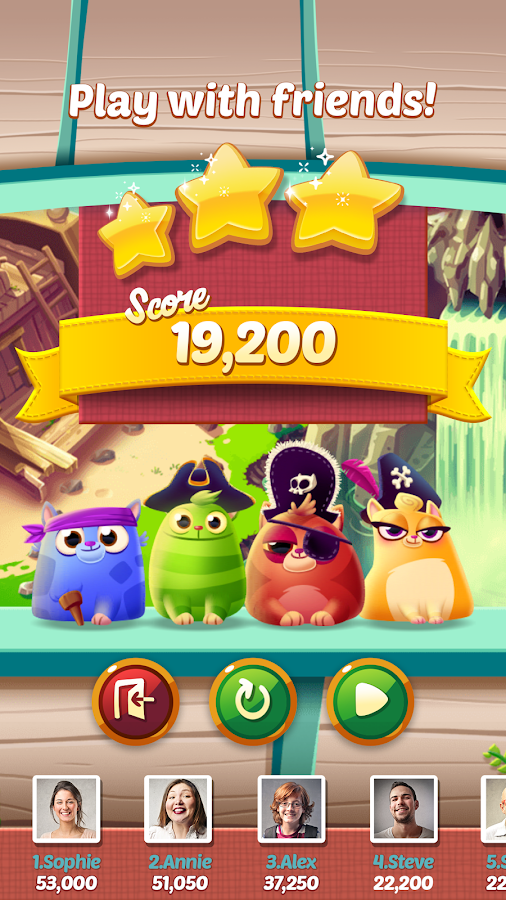 Cookie Cats Screenshot 8