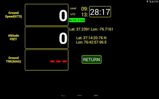 VFR GPS Airplane Navigation - screenshot