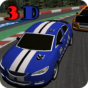 Turbo High Speed Car Racing 3D