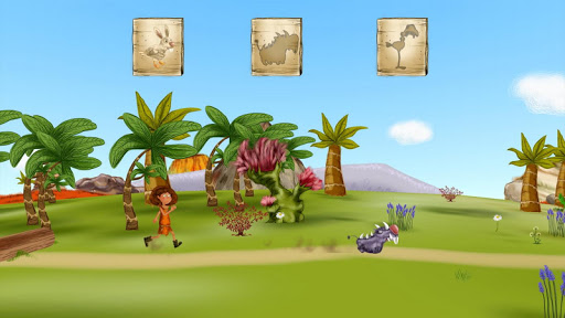 Prehistoric Mystery - screenshot