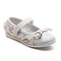 Step2wo Midi Sanday -Floral Pump MARYJANE