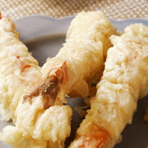 Crisp Battered Shrimp