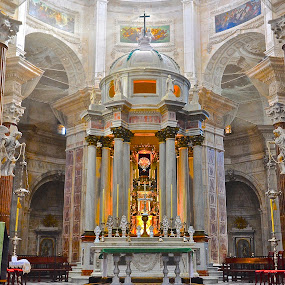 Cathedral_Cadiz, SPAIN by Vinay Tyagi - Buildings & Architecture Public & Historical