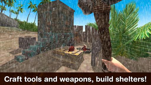 Lost Island Survival Simulator - screenshot