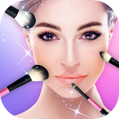 Download Makeup Selfie Cam- InstaBeauty APK on PC