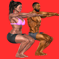 App Chrono Squats: 3D Trainer version 2015 APK
