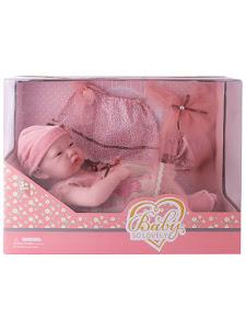 """Пупс серии """"Anna de Wailly"""" original 38 см, со вторым комплектом одежды, персиковый"""
