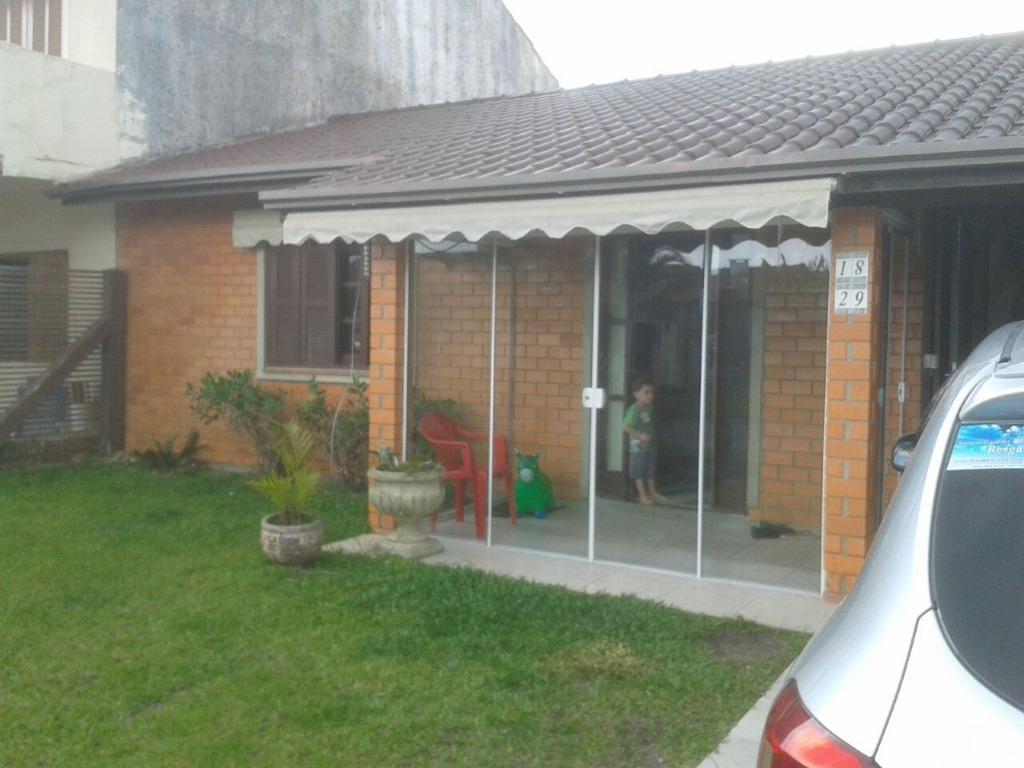 Casa com piscina, Centro, Imbé.