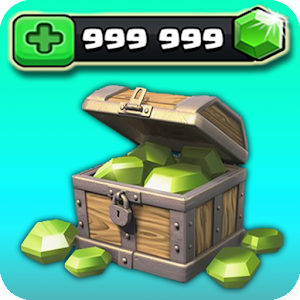 App Free Gems Clash Royale-Prank APK for Windows Phone