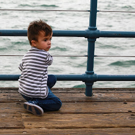 lonely by Nagwa Diab - Babies & Children Children Candids
