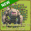 App Best Formation TH 10 COC APK for Kindle