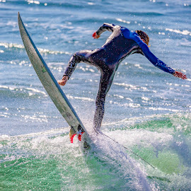 Surf's up! by Mark Ritter - Sports & Fitness Surfing ( surf, surfer, oceanside, california )