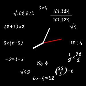 Math Watch Face