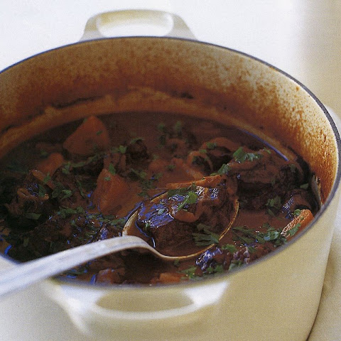 Slow-cooked Beef Casserole