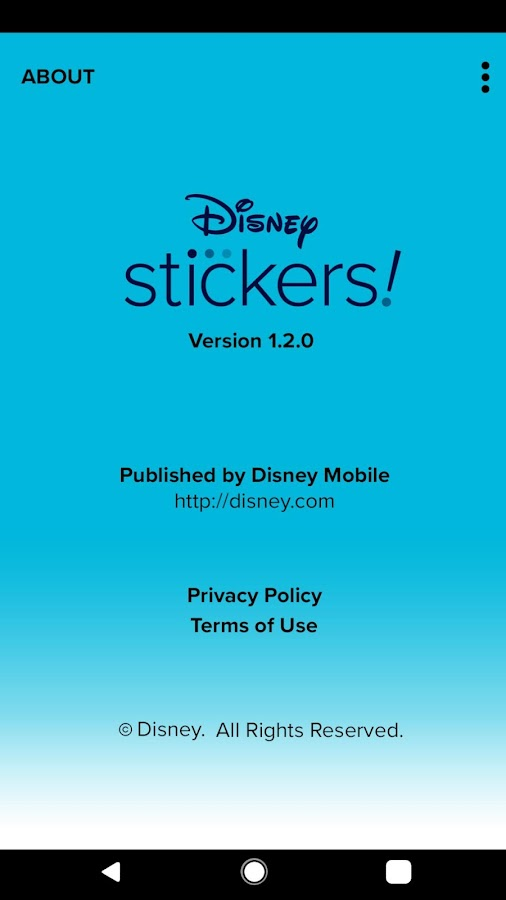 Disney Aufkleber: Mickey & Friends android apps download
