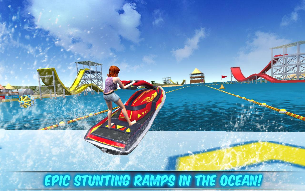 Extreme Power Boat Racers Screenshot 11