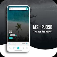 MS  PJ058 Theme for KLWP on PC (Windows & Mac)