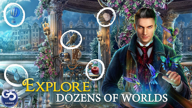 Hidden City: Hidden Object Adventure Screenshot 13