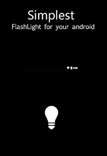 Download Full One Touch FlashLight ! 1.1 APK