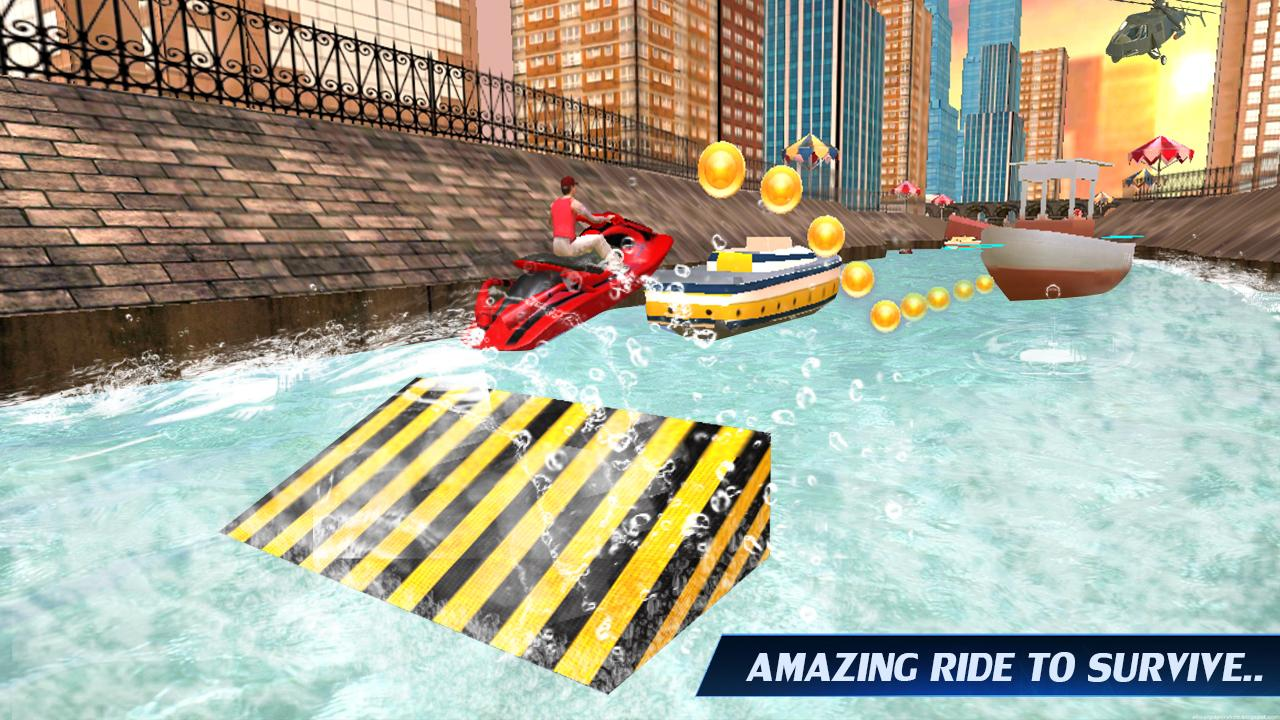 Jet Ski Driver Screenshot 0