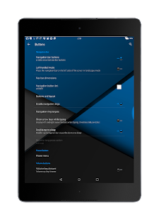 Blu XS CM12-13 Theme- screenshot thumbnail