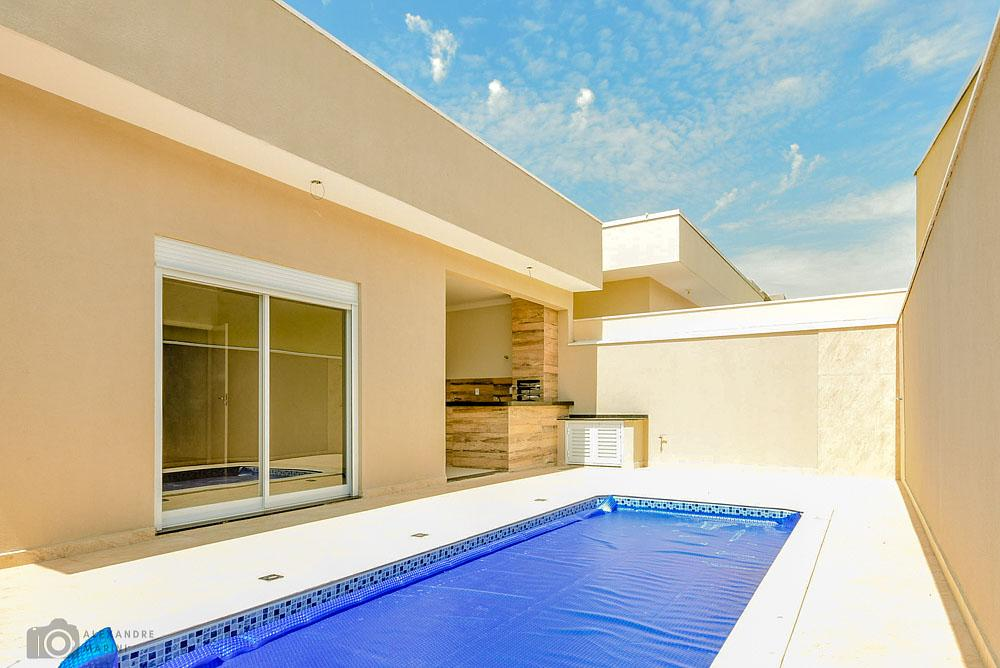 Casa com Térrea por R$ 637.000  - Residencial Real Park Sumaré - Sumaré/SP