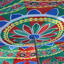 Umbrella by Pradeep Kumar - Artistic Objects Other Objects