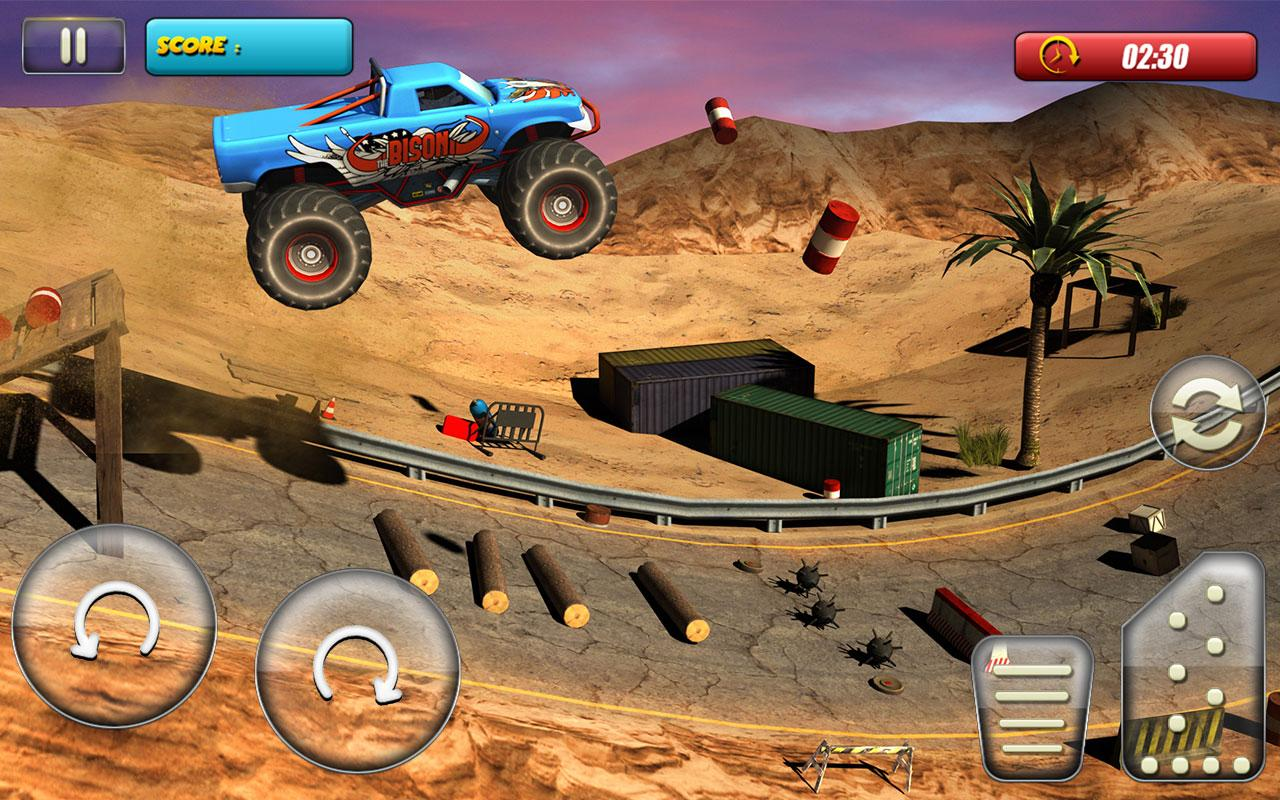 Monster Truck Rider 3D Screenshot 7