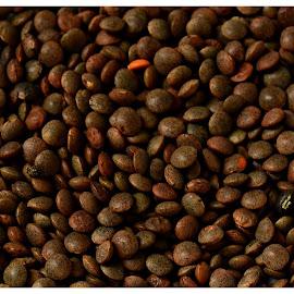Lentils by Prasanta Das - Food & Drink Ingredients ( close up, lentils )