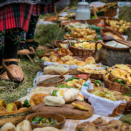 Lunch.Haymaking Serbia. by Darijan Mihajlovic - Food & Drink Cooking & Baking (  )