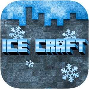 Ice Craft : Winter Crafting an... app for android