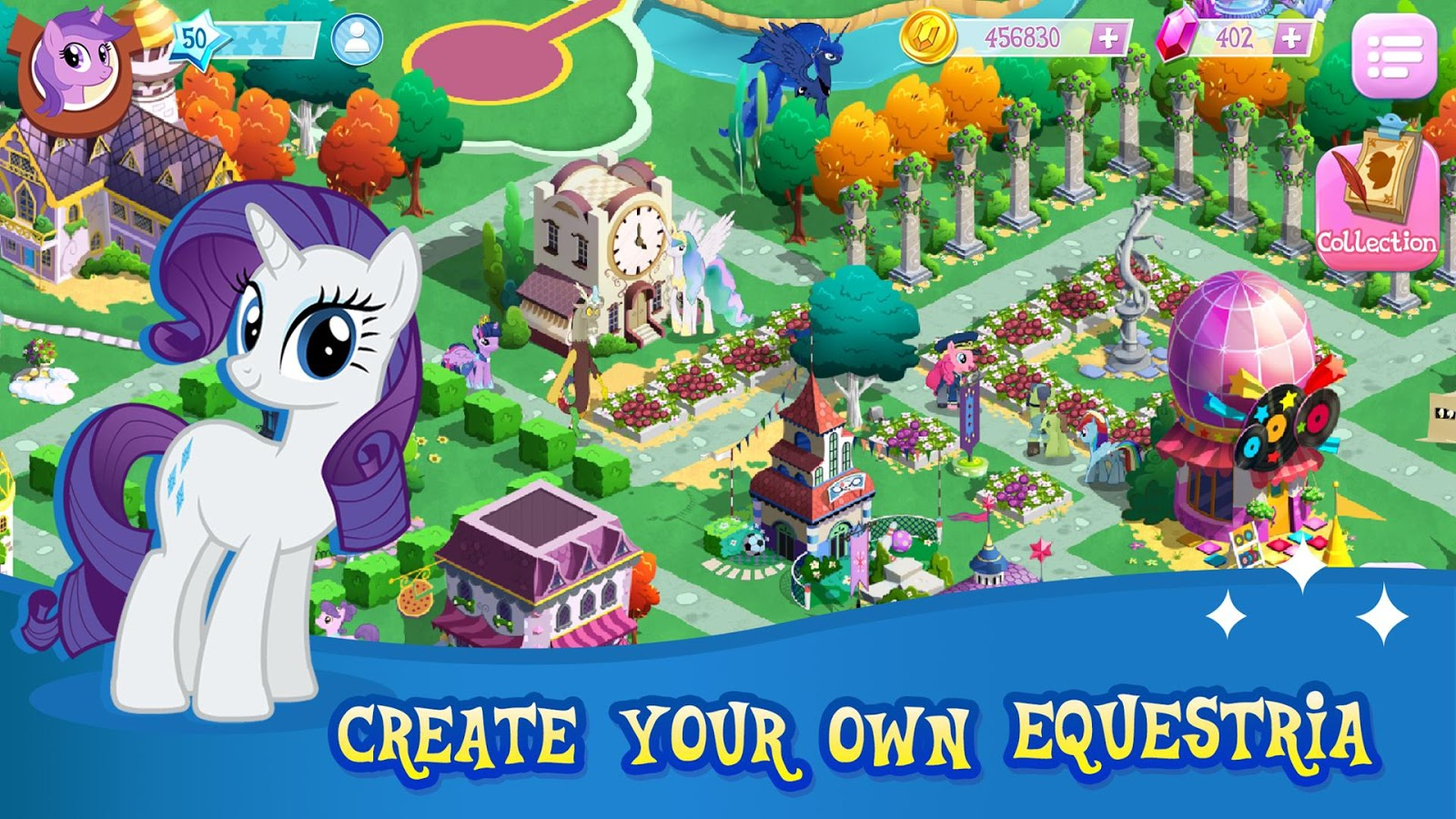 MY LITTLE PONY: Magic Princess Screenshot 0