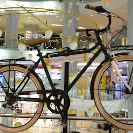 by JudiEndjun Ultrasound - Transportation Bicycles