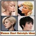 Women Short Hairstyle Ideas