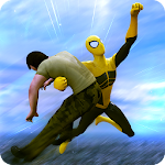 Super Spider Army War Hero 3D For PC / Windows / MAC