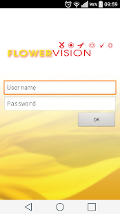 Flowervision - screenshot