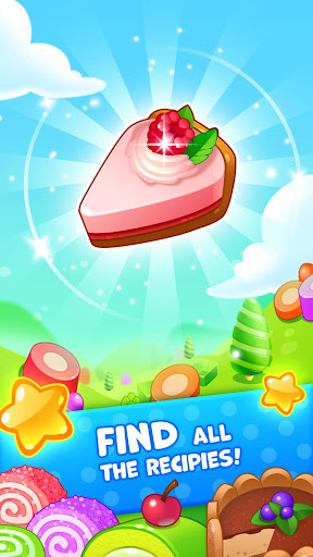 Candy Valley - Match 3 Puzzle screenshot 2