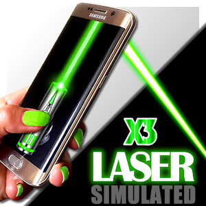 laser pointer simulator-X3