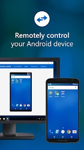 how to connect teamviewer pc to android mobile