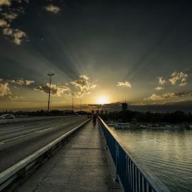 by Vladimir Jablanov - Landscapes Sunsets & Sunrises