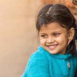 Innocence by Amrita Bhattacharyya - Babies & Children Children Candids