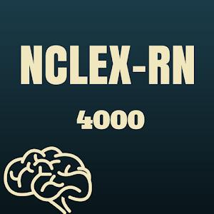 Cover art NCLEX- RN 4000