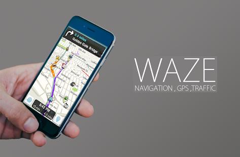 GPS Waze Traffic , navigation and alerts Tips APK for Bluestacks