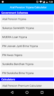 All Pradhan Mantri Yojana APK for Bluestacks