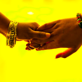 Friendship by Rajib Bahar - People Body Parts ( guthrie, hands, friendship )