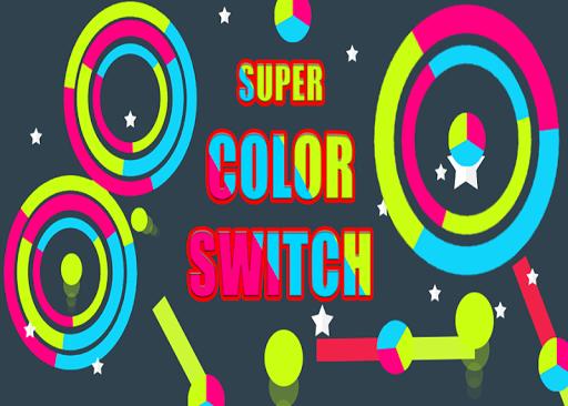 Super Color Switch - screenshot