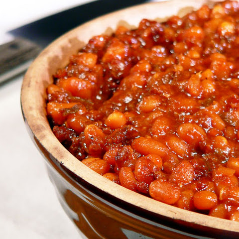 Baked Beans Recipe, made from scratch.