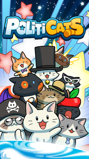 PolitiCats: Free Clicker Game
